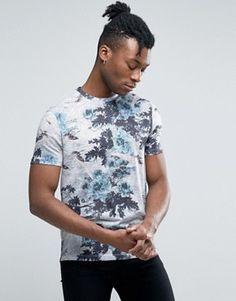 Men's T-Shirts & Vests   Plain, Printed & Long Sleeve T-Shirts   ASOS