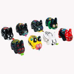 Kidrobot // 8 Deadly Sins Labbit Mini Series // 2.5-Inch