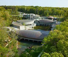America's Best Small-Town Museums: Crystal Bridges Museum of American Art, Bentonville, Arkansas