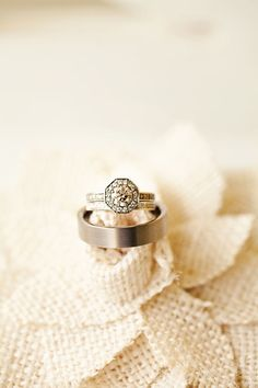 gorgeous engagement ring shoot