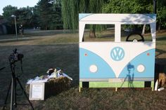 PANNEAU PHOTO COMBI VW