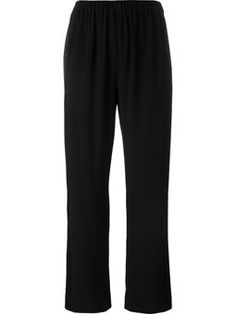 straight leg trousers  #farfetch #relevant #WomensClothing