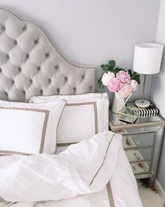 Late start to the day from my cozy corner. A new blog post is up (link in bio) with these bedroom furniture details, also answering your questions on the Chanel fall bags from my Snapchat! #sundaymorning #happysunday