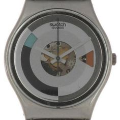 Swatch Metropolis GX405 - 1989 Fall Winter Collection