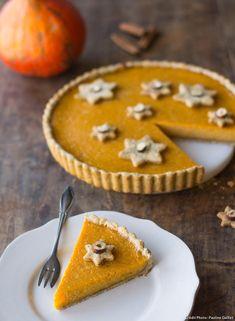 Pumpkin pie : tarte au potiron et épices - Régal