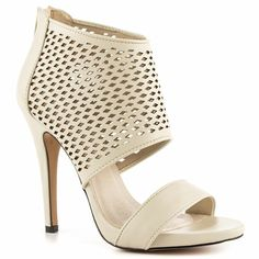 Aldo sandal/bootie perfect for anything from maxi skirts to dresses and jeans
