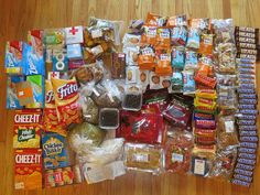 PCT food planning: resupply, calories, and spreadsheets – alice hikes – Famous Last Words Kayak Camping, Diy Camping, Camping And Hiking, Camping Meals, Camping Hammock, Winter Camping, Camping Recipes, Hiking Tips, Hiking Gear