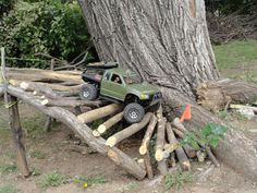 my backyard crawler course ((PIC HEAVY!!)) - RC Rock Crawlers & Scalers @ URC Forums