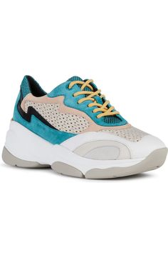 Light Turquoise, Up Styles, Plush, Nordstrom, Platform, Lace Up, Sporty, Sneakers, Mario