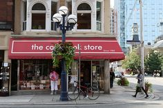 The Cookbook Store in #Toronto is celebrating 30 year's today.  A great place to find every food loving book you can imagine, meet your favourite chefs or attend a pop up dinner event.  Congratulations!