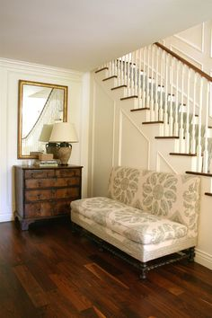 area by stairs