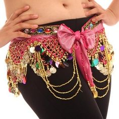 Hip Scarf BellyLady Unique Fabric Belly Dance Hip Scarf, Deluxe V-Shape Style From BellyLady Belly Dance Music, Belly Dance Skirt, Belly Dance Outfit, Tribal Belly Dance, Belly Dancer Costumes, Belly Dancers, Dance Costumes, Halloween Costumes, Burning Man Fashion