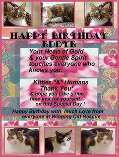 Happy Birthday to our wonderful Eddye! 1/7