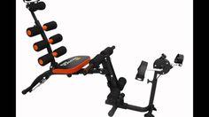 ลดราคา HHsociety Six Pack Care พร้อมที่ปั่นจักรยาน (สีดำ/ส้ม) แถมฟรี โปร...