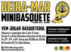 SPORTS And More: #basketball #Basquetebol #BeiraMar #Aveiro #Portug...