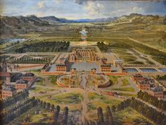 Image result for versailles painting