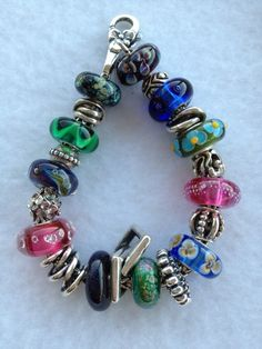 Stacey a member at Trollbeads Gallery Forum just uploaded this bracelet!