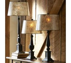 Ellis Bedside Lamp: Pottery Barn, Ellis Bedside Lamp