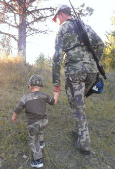 How to Introduce Kids to Hunting.