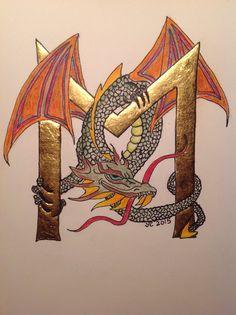 Dragon M by Youssef Cohen
