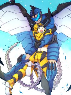 Strafe and Bee Pretty cute Transformers Humanized, Transformers Soundwave, Transformers Bumblebee, Transformers Optimus Prime, Tf Art, Anime English, Vocaloid, Chibi, Attack On Titan Anime