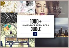 1000+ Photoshop Resources Bundle to speed up your workflow – Just $59 | InkyDeals