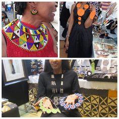 Masai Beaded Jewelry #luangisa #jewelry #MasaiJewelry #beads #fairtrade #handmadejewelry #africa #africanjewelry #africa #NYC #beadedjewelry #Tanzania #fashion #handmade #Brooklyn #african #africaninspired #roseluangisa