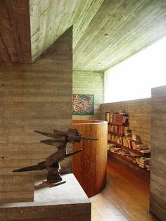 02 House Van Wassenhove, 1974. St. Martens-Latem, Belgium.