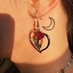 [ - 𝘣𝘣𝘦𝘭𝘭𝘢𝘩𝘢𝘥𝘪𝘥𝘥 ] November 05 2019 at fashion-inspo Et Tattoo, Piercing Tattoo, Ear Piercings, Cute Tattoos, Small Tattoos, Tatoos, Cute Jewelry, Jewelry Accessories, Accesorios Casual