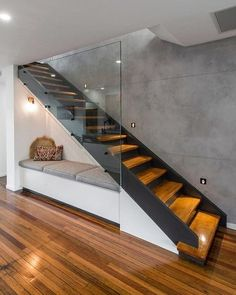 Modern Staircase Design Ideas - Stairs are so common that you don't provide a reservation. Have a look at best 10 instances of modern staircase that are as stunning as they are .