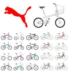 Puma bike project with Biomega/KiBiSi  http://steakhaus.blogspot.co.uk/search?q=puma