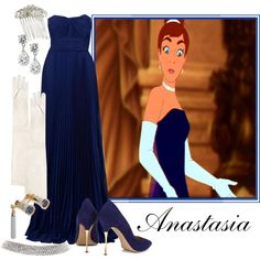 """""""Anastasia's Opera Gown"""" by nightwatchman54 on Polyvore"""