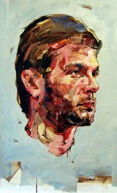 Jeffrey Dahmer paintings by artist Andrew Salgado.