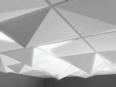 W&W ceiling light by Pool