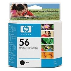 Genuine Hp inkjet print cartridge 56 19ml new boxed