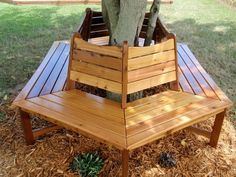 1000 ideas about bench around trees on pinterest tree for Benches that go around trees