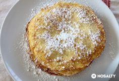 Almás palacsinta Pogácsa konyhájából | NOSALTY Waffles, Pancakes, French Toast, Muffin, Pudding, Breakfast, Sweet, Recipes, Food