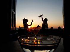 #celebration #festive #party #dance #friends #sunset #event #eventplanning #capricebar #cocktail #bestbar #greece #mykonos #capriceofmykonos #capricebar Rice Bar, G Photos, Cool Bars, Mykonos, Windmill, Event Planning, Landscape Photography, Festive, Greece