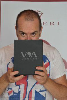 """Fabio Canino  Progetto """"Cinema Gift Room"""" in occasione della 70a Mostra Internazionale d'Arte Cinematografica di Venezia."""