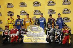 It begins next Sunday….2013 Chase for the #SprintCup