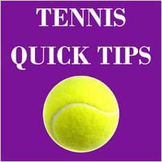 Tennis Quick Tips Podcast Episode 1 - Target Your Serve and get a more accurate serve fast via tennisfixation.com