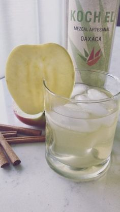 Apple Spice Mezcal