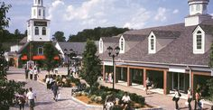 New York City tours - outlet mall
