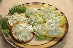 Scarsdale Diet Recipes: Feta, Dill and Onion Spread