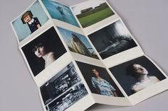 Tânia Frade — projeto gráfico 'Polaroid Box'; 2014. #alquimiadacor #designeproduçãográfica #polaroid #graphicdesign #fotografia #photography #cameras https://www.behance.net/gallery/22411131/Polaroid-Box-PhotographyGraphic-Design-Portfolio
