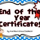 "This set includes 26 end of the year certificate awards. Click on ""Download Preview"" to see what they look like. This set is in a zipped file. It c..."