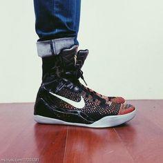 10ff693b6bd Nike Kobe 9 Elite