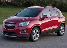 carro novo: Chevrolet Trax 2014
