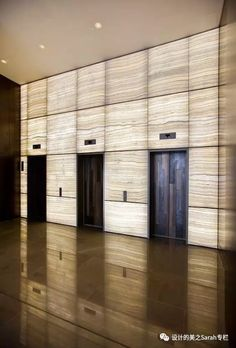 电梯厅设计 你会吗