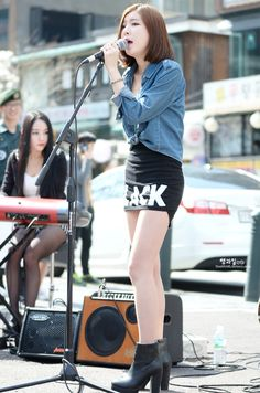 Bebop JiIn (ex Girl's Day)